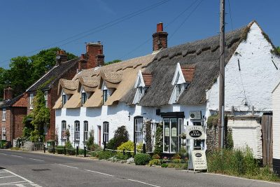 Ludham Village, Norfolk