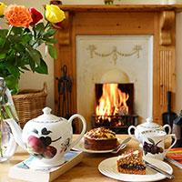 Tea and Cake at Ludham Hall